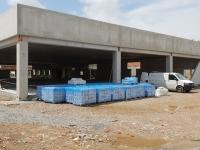 Impianto antincendio supermercato MD a Vinovo.