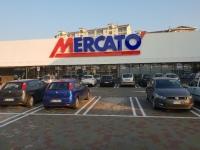 centrale antincendio supermercato mercatò Torino...